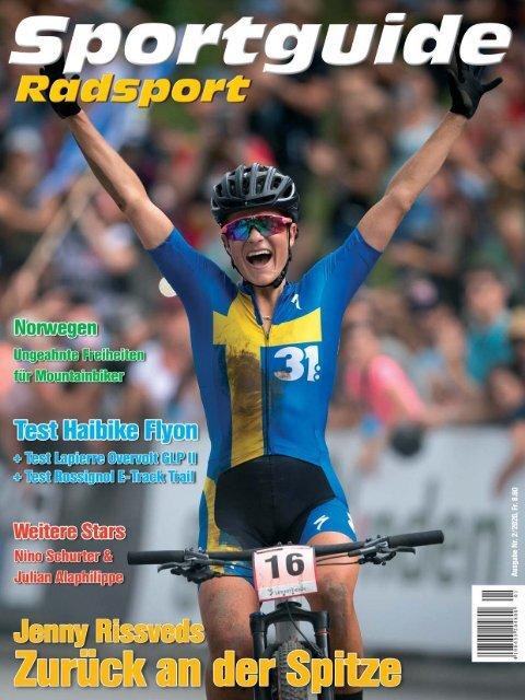 Sportguide Bike 1/2020, vollständige Ausgabe