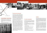 daten bauentstehung projektorganisation - Huber & Partner AG