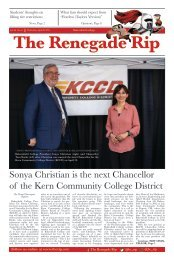 Renegade Rip Issue 6, April 28, 2021