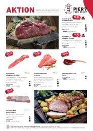 Pier7 Lagerverkauf Grillfleisch