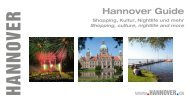 Hannover Guide - Raumwunder Hannover