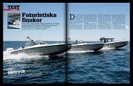 Akterdäcket är precis så praktiskt som båten i övrigt med ... - XO Boats