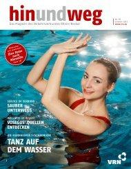 Tanz auf dem Wasser - VRN Verkehrsverbund Rhein-Neckar