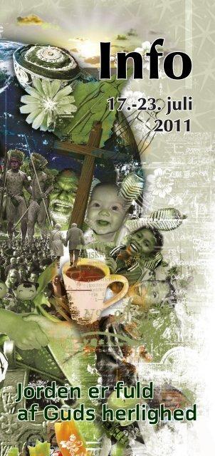 Velkommen til BAPTISTKIRKENS MISSIONSSTÆVNE 2011 i det ...