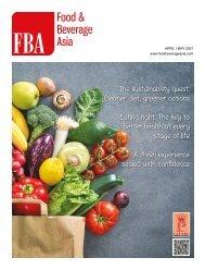 Food & Beverage Asia April/May 2021