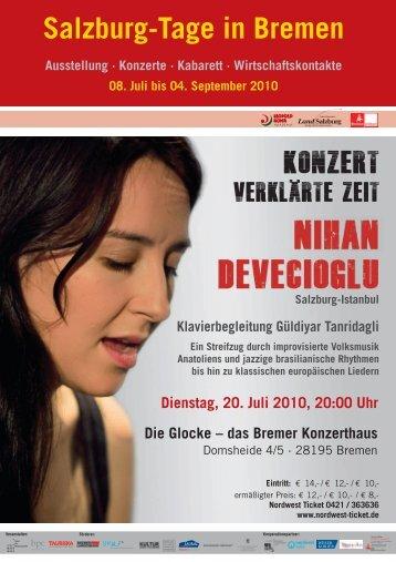 Salzburg-Tage in Bremen - Leopold Kohr Akademie