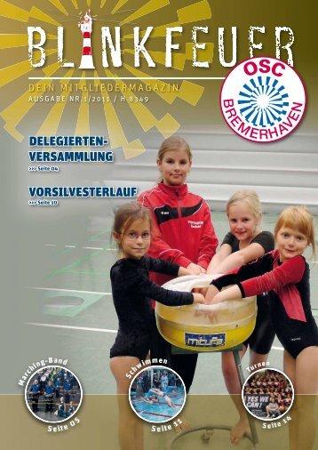Vorsilvesterlauf - OSC Bremerhaven