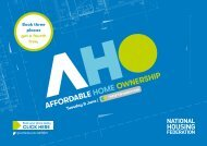 Affordable Home Ownership Conference 2021
