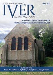 Iver Parish Magazine - May 2021