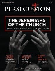 May 2021 Persecution Magazine