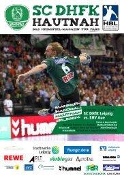 Lebendigkeit - SC DHfK Handball