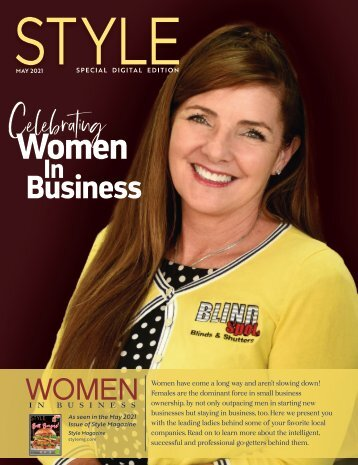 Women In Business Stand Alone-May 2021