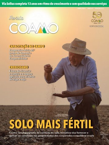 Revista Coamo edição Abril de 2021