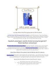 Jual Blue Wizard Obat Perangsang Wanita COD Di Jakarta 081390514444 Obat Blue Wizard Di Jakarta Pusat