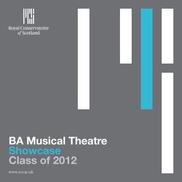 Andrew Fraser - Royal Conservatoire of Scotland