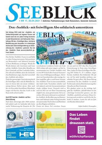 Web Seeblick KW17 2021