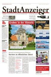 Stadtanzeiger Coesfeld kw18