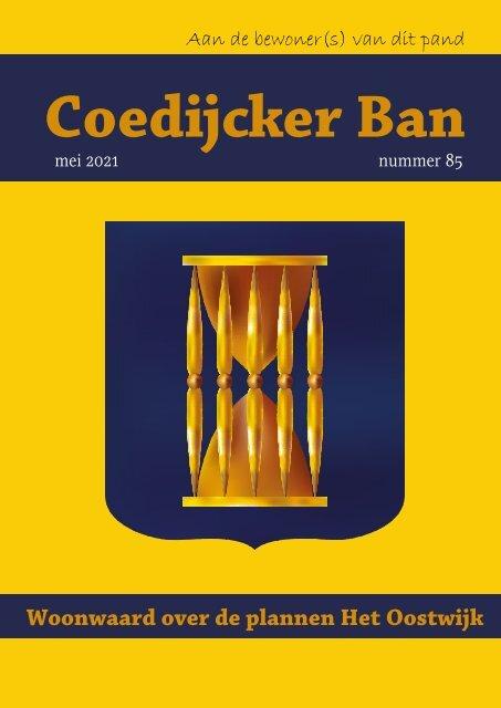 Coedijcker Ban mei 2021 - WEB
