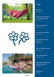 Camping Zubehör Katalog - Freizeit