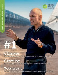 Green Tech Magazine Mai 2021 (DE)