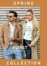 EGOIST Magazin Spring 2021
