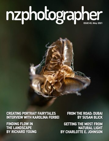 NZPhotographer Issue 43, May 2021