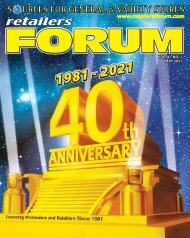 Retailers Forum May 2021 EMAG