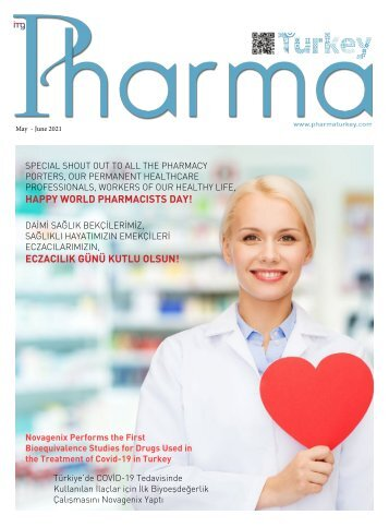 Pharma Turkey Mayıs 2021