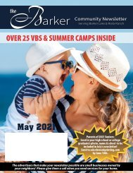 Barker May 2021
