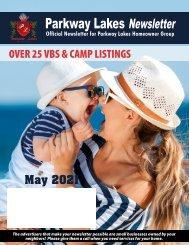 Parkway Lakes May 2021