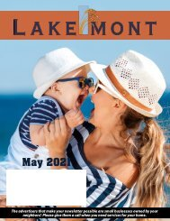 Lakemont May 2021