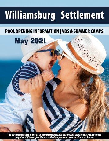 Williamsburg Settlement May 2021