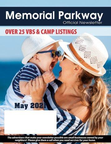 Memorial Parkway May 2021