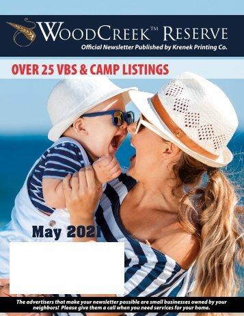 Woodcreek May 2021