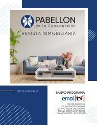 REVISTA PABELLON INMOBILIARIO EDICION ABRIL 2021