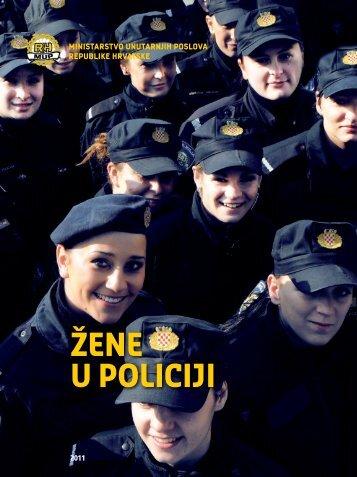 Žene u policiji - Ministarstvo unutarnjih poslova RH