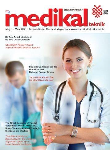 Medikal Teknik May 2021