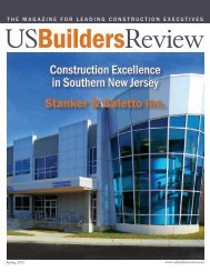 Construction Excellence in Southern New Jersey - Stanker & Galetto