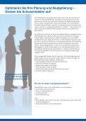 Effiziente Planung und Budgetierung - Seite 2