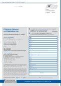Effiziente Planung und Budgetierung - Seite 6