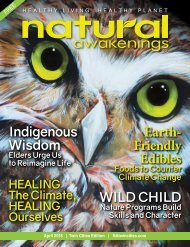 Natural Awakenings Twin Cities April 2018