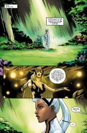 X-Men 15 - Der Kampf um die Schwerter geht weiter (Leseprobe) DXMENN015