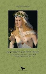 Geschichten aus Floras Reich - Antje Peters-Reimann - Leseprobe