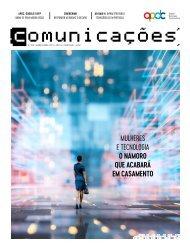 COMUNICAÇÕES 238 - MULHERES E TECNOLOGIA O NAMORO QUE ACABARÁ EM CASAMENTO (2021)