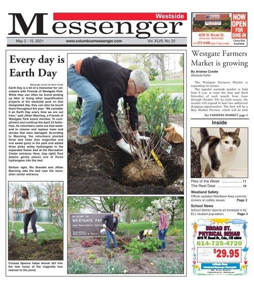 Westside Messenger - May 2nd, 2021