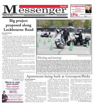 South Messenger - May 2nd, 2021