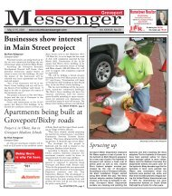 Groveport Messenger - May 2nd, 2021