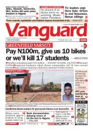 04052021 - Pay N100m, give us 10 bikes or we'll kill 17 students