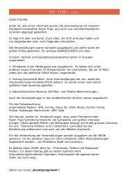 SOS TIBET AUSTRIA - Tibet Restaurant Wien