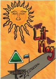 AAS Literary Magazine 2007-2008 - Edition 02 (June 2008)